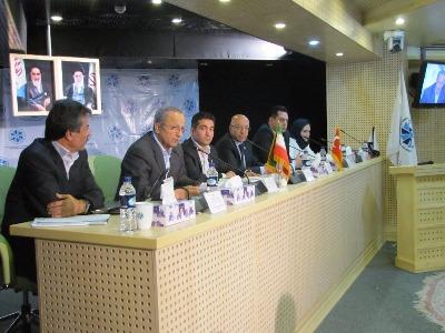 سفر اعضای انجمن همکاری منطقه اژه و ایران به تهران